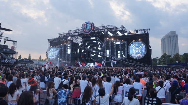 ULTRA DAY1 PHOTOレポート 世界はダンスで繋がる