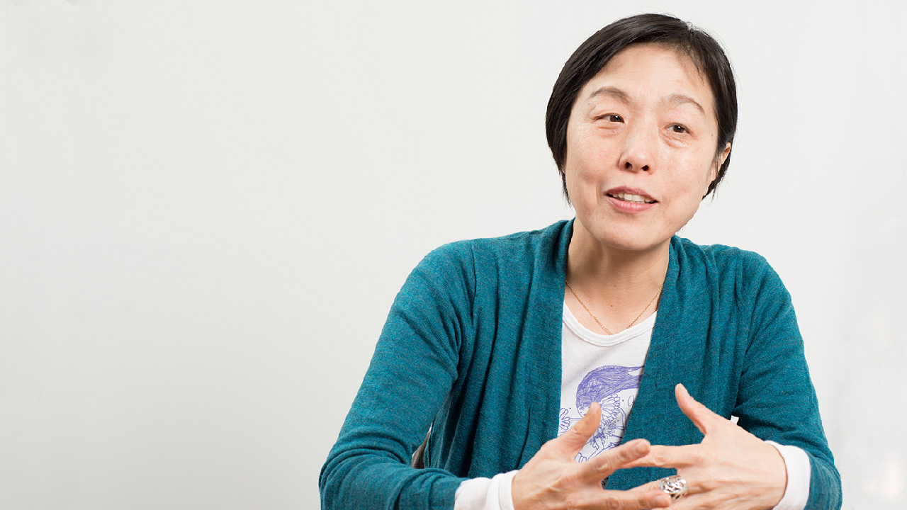 Bring rays of hope to mothers who protect kids – Hitomi Kamanaka