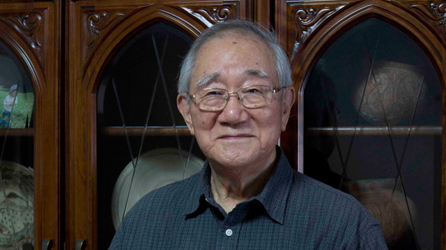 Place where farming and food coexists. Tadayo Watanabe, an agriculturist
